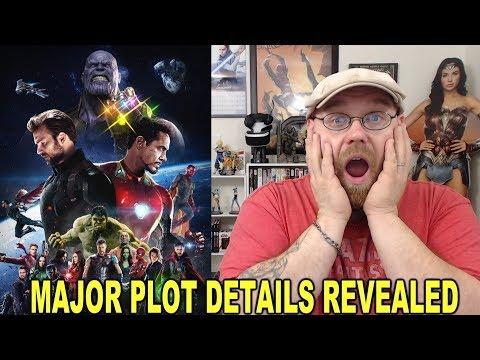 Avengers: Infinity War - Major Plot Details Revealed!!!