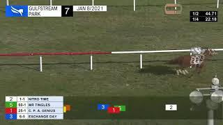 Vidéo de la course PMU STARTER OPTIONAL CLAIMING