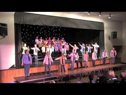 I've Got a Feeling - Armstrong Elementary Chorus - YouTube