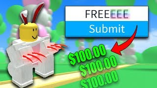 NEW 2018 RABBIT SIMULATOR CODES *+$100.00* (Roblox Rabbit Simulator 2)