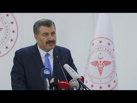 Sağlık Bakanı Koca: Türkiye'de ilk koronavirüs (Covid-19) vakası tespit edildi