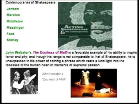 William Shakespeare The Eminent Playwright of the Elizabethan drama (Paramjit Chahal) Part 1