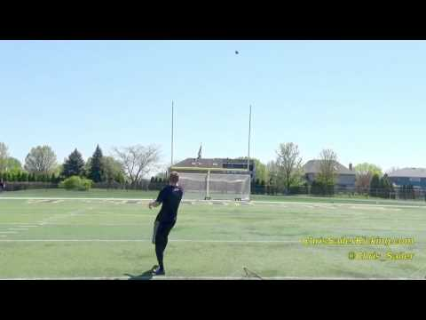 Chris Sailer Kicking, Jacob Holous, April 2017