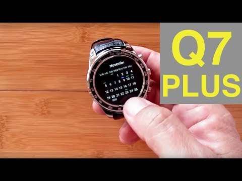 FINOW Q7 PLUS Android 5.1 Smartwatch with microSD Support: Unboxing & 1st Look