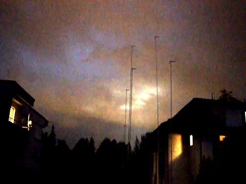 Breaking [UFO] NEWS! UFO HAARP Experiment FLUX HOLOGRAM?! Switzerland 2015 UFO Sightings!