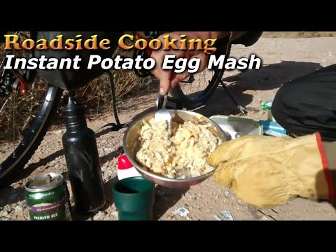 Bicycle Camping & Touring - Cheap & easy cooking meals for bikepacking road trips &  Backpacking