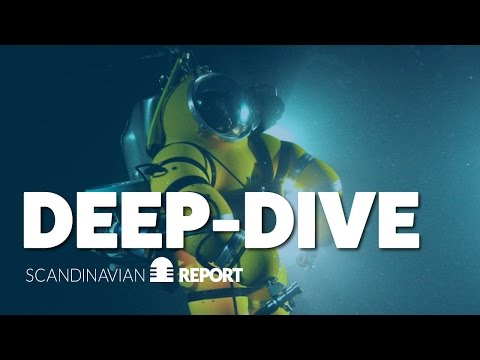 Deep-diving from Iceland