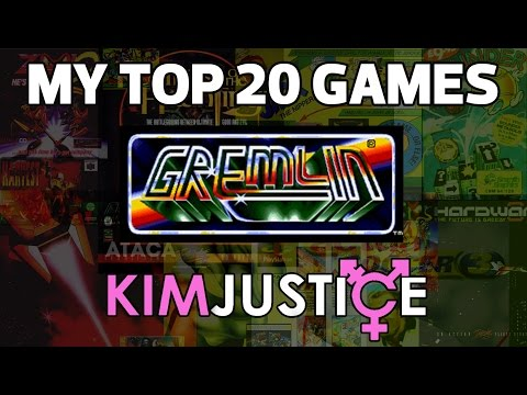 My Top 20 Favourite Gremlin Games!  An End to the Big Gremlin Month - Kim Justice