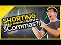 SHORTING on Binance with 3commas?!? 😱📉💰