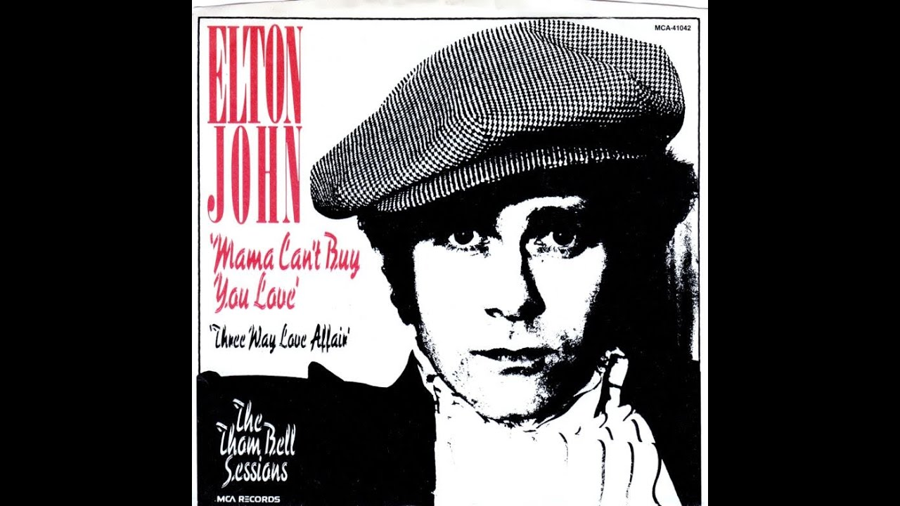 I Want Love Elton John