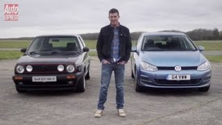 VW Golf GTI vs VW Golf 2.0 TDI - Auto Express