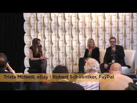 PayPal Accelerators & Acquisitions - Robert Schwentker, PayPal & Trista McNeill, eBay