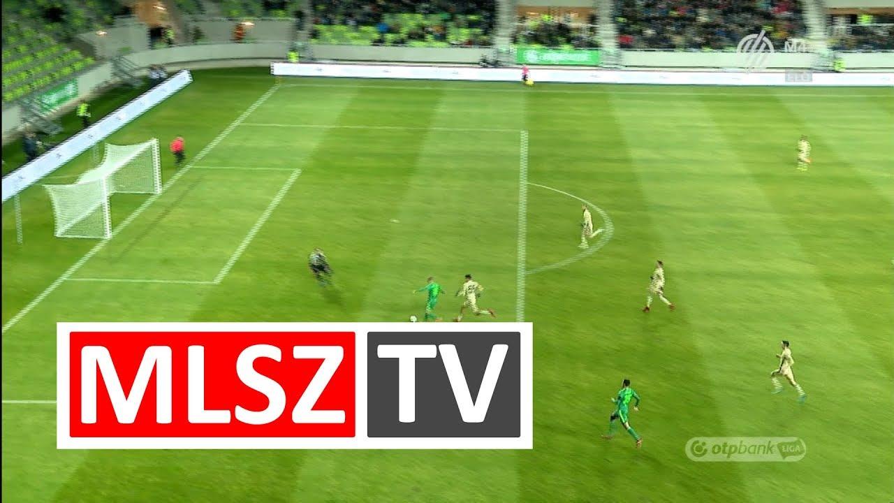 Swietelsky Haladás - Videoton FC | 1-0 (0-0) | OTP Bank Liga | 19. forduló | 2017/2018 | MLSZTV