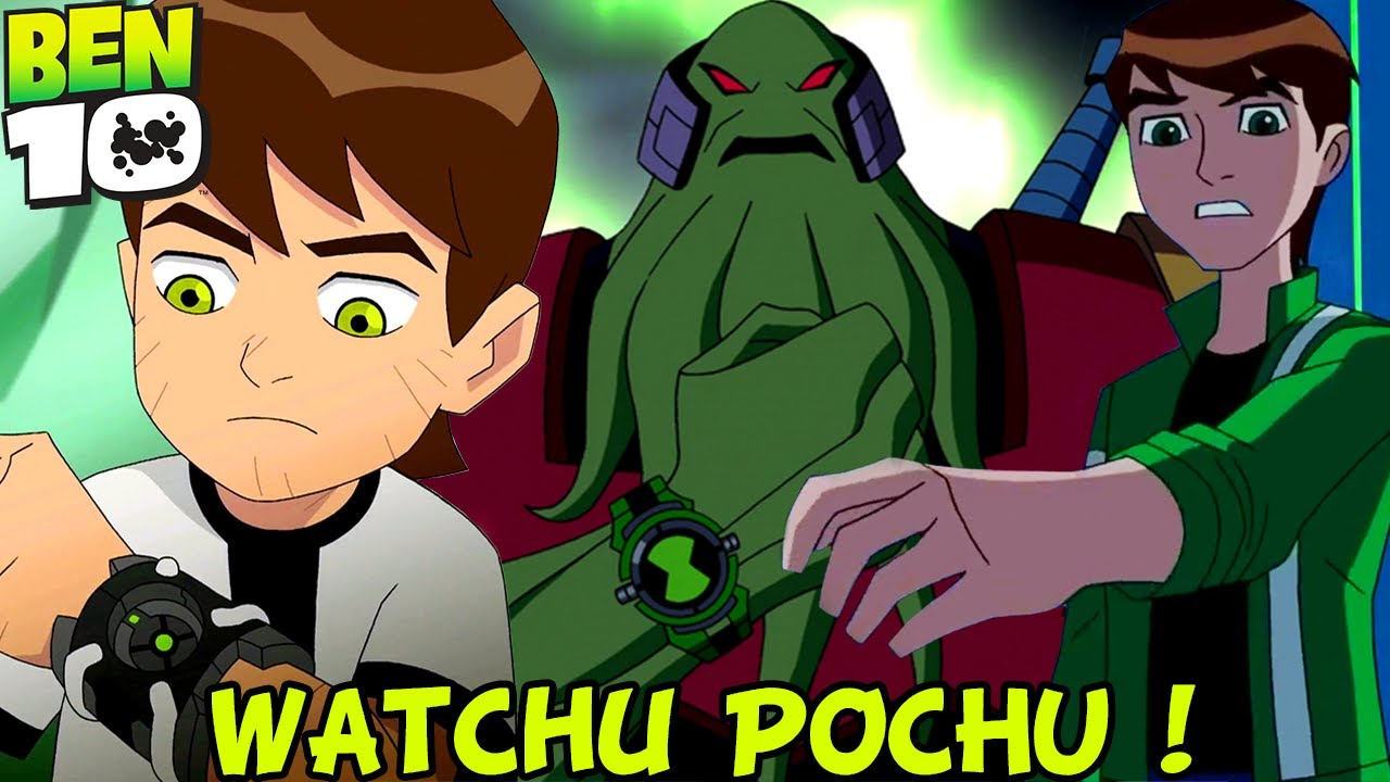 Top 5 Times when Ben lost the Omnitrix | Ben 10 Tamil | Explained in Tamil | Ultimate Planet Tamil
