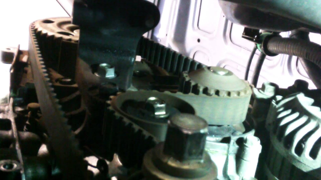 1996 honda accord engine diagram msd 6a 6200 wiring timing belt replacement 1988 1995 civic 1 5l 4 cylinder water pump install remove