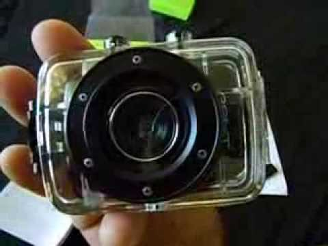 3 sixt hd sports action cam video camera review youtube. Black Bedroom Furniture Sets. Home Design Ideas