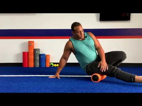How to Release Tension with 20 Minutes of Foam Rolling