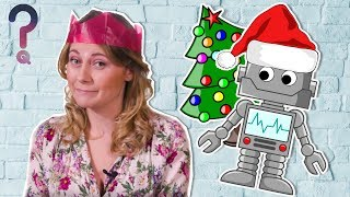 How Can Technology Help Santa This Christmas? (ft Rosie Turner) | The Big Question | Earth Lab
