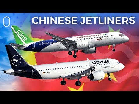 How Do Chinese Jetliners Compare To Their Airbus & Boeing Equivalents?
