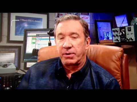 Ham radio shout out on Last Man Standing
