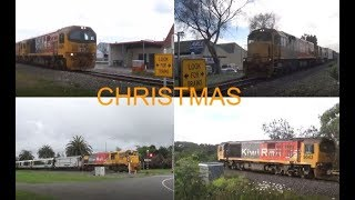 Christmas Special Part 2, Diesel locomotive power from 2018