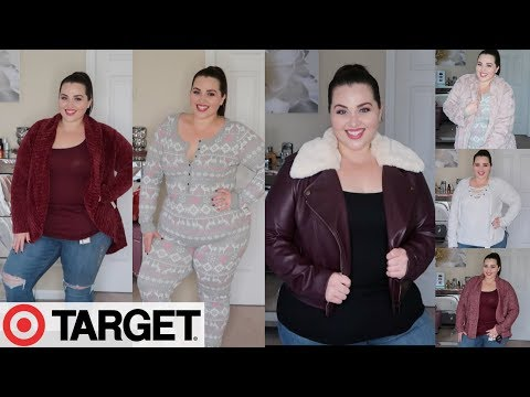 Target Fall/Winter Try-On Haul! 🍁 |Plus Size Fashion|
