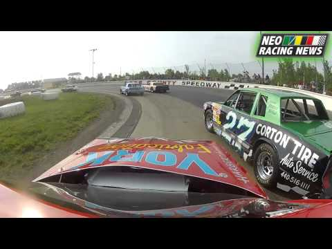 NEO Racing News - Lake County Speedway Pro Stock Feature - 6/9/13