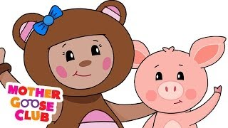 This Little Piggy - Mother Goose Club Rhymes for Kids thumbnail