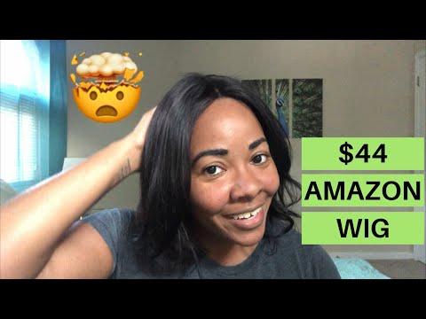 BEGINNER WIG INSTALL | AMAZON ATOZ WIG REVIEW | ALYSE NICOLE