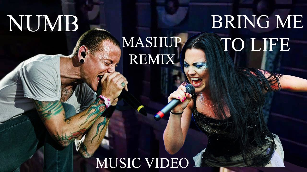 What words..., evanescence and linkin park consider