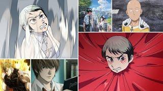 유시로 영상 1, 2편에서 패러디 된 애니메이션을 모두 정리해보았다!