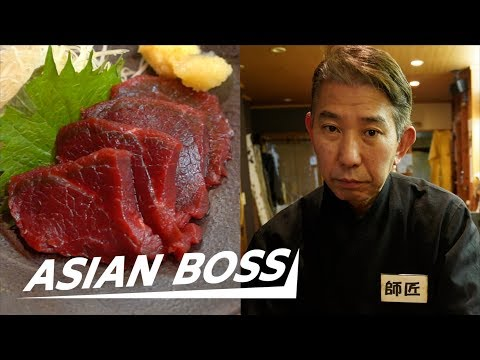 We Talked To A Whale Meat Restaurant Owner In Japan   ASIAN BOSS