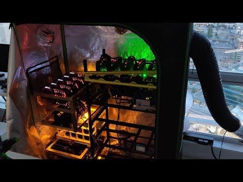 12 GPU Mining Rig Condo PROJECT! Part 4