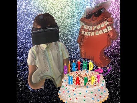 День рождения Матвея 7 лет. Супер праздник! Новый квест, ищем подарки! Виртуальная реальность!