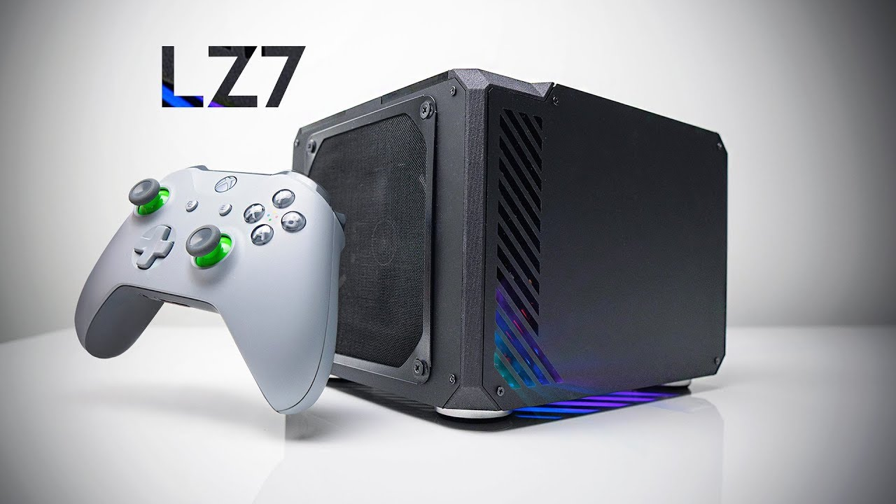 The Almost Perfect Gaming SFF Case - Lazer LZ7