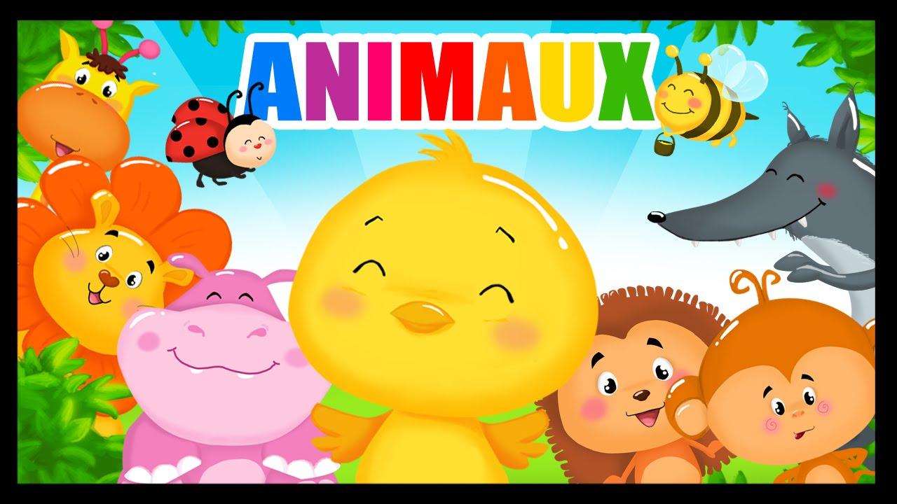 Top Apprendre les animaux et leurs cris en français avec les Titounis  QF91