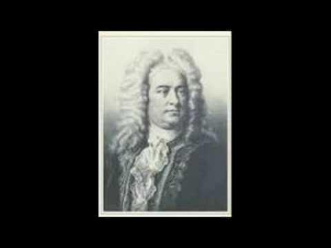 The Harmonious Blacksmith-Handel
