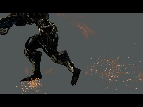 Burning Step | New Warframe cosmetic with 1% drop chance thumbnail