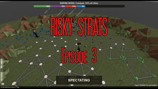 Risky Strats (Episode 3) Top Player?