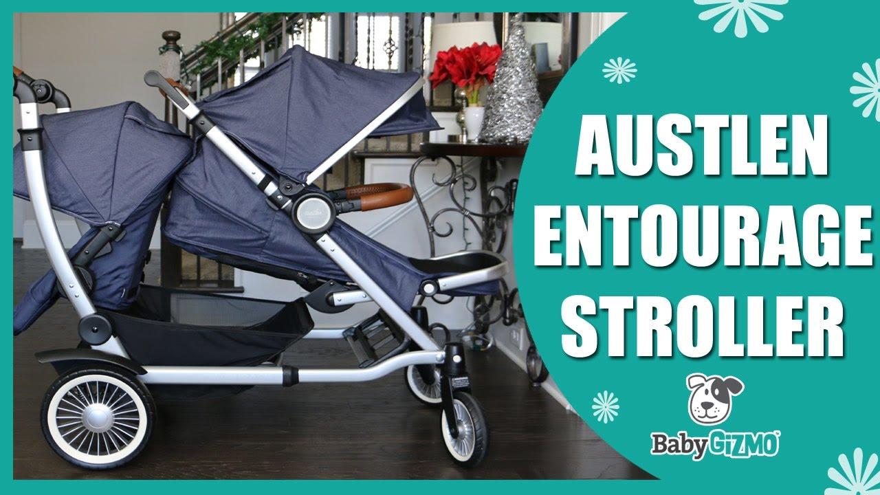 Austlen Entourage Stroller Best Strollers
