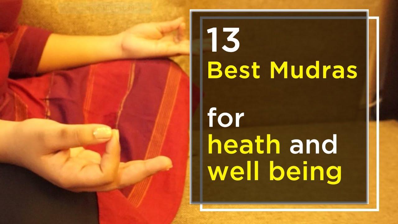 Download 13 Best Mudras for health and well being || Powerful Mudras & their benefits || Mudra Pranayama