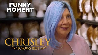 Nanny Tries To Bring Sexy Back While Wig Shopping With Savannah | Chrisley Knows Best | USA Network