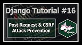 How to resolve CSRF token missing or incorrect in Django