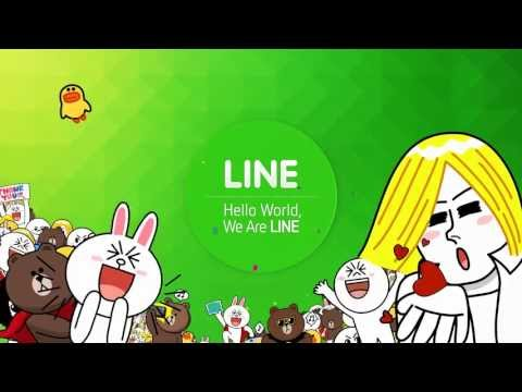 Line Chat And Video Voice Calling App (iPhone, Android, Windows Phone, MAC, PC)