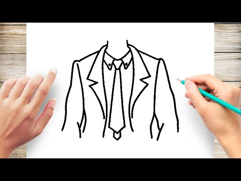 how-to-draw-how-to-draw-suit-and-tie-easy
