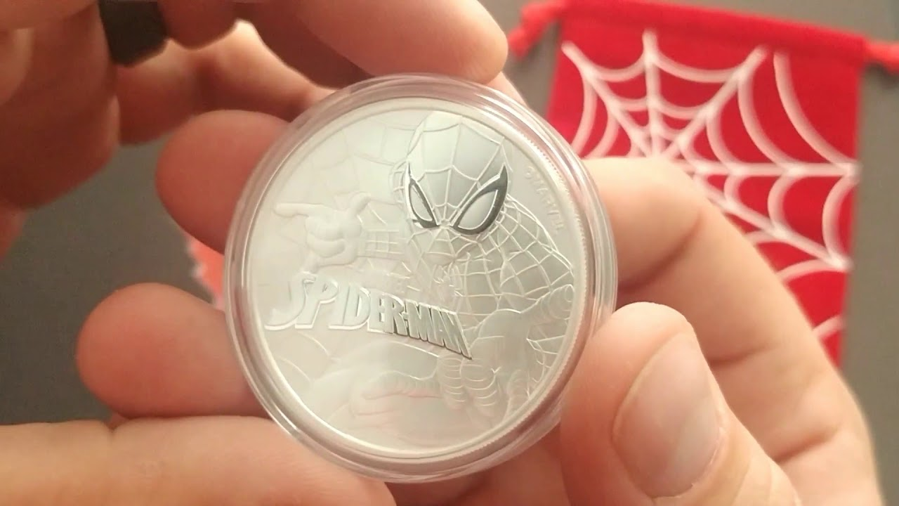 Silver Hunt Sunday. Fun new additions, A silver Spider-man ...