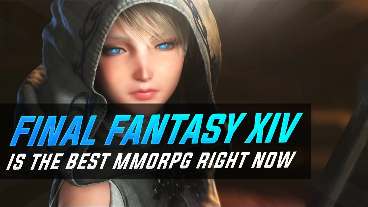 Final Fantasy XIV Is The Best MMORPG Right Now