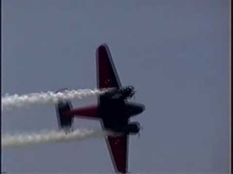 2004 AirPower Over Hampton Roads - Bobby Younkin (Twin Beech)
