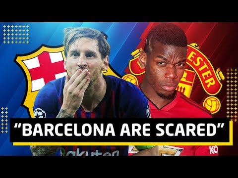 Barcelona Are Scared! Barca Vs Manchester United Preview | Man Utd News
