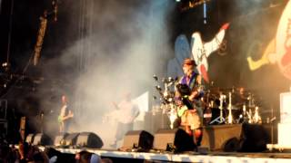 Limp Bizkit - Thieves (Live @RFP 2015)